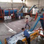 تصاویر و توضیح مراحل و دستگاه های بازیافت پلاستیک در ایران