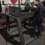 مراحل ساخت آسیاب ضایعات قوطی پت دهنه 100
